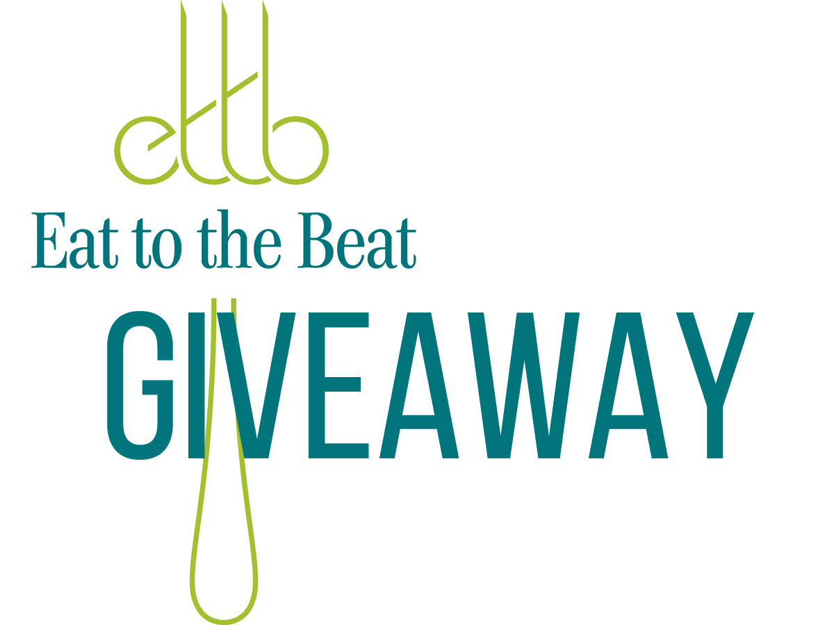 Eat to the Beat Giveaway – CLOSED