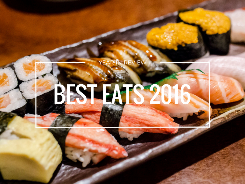 BEST EATS 2016
